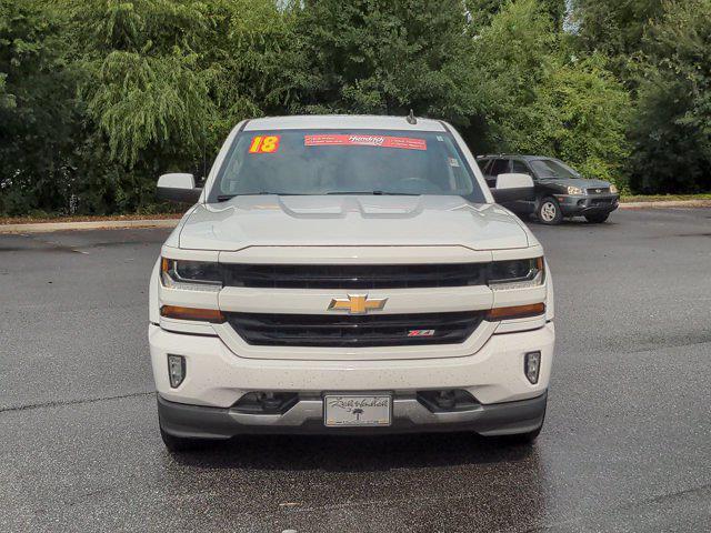 2018 Silverado 1500 Crew Cab 4x4,  Pickup #M00934A - photo 5