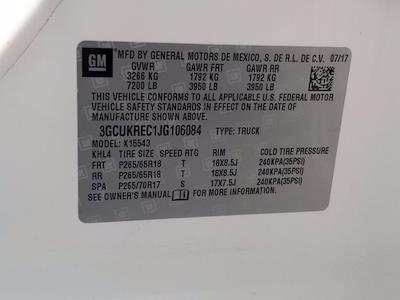 2018 Silverado 1500 Crew Cab 4x4,  Pickup #M00934A - photo 32