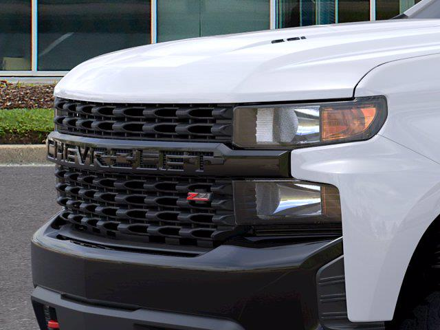 2021 Chevrolet Silverado 1500 Crew Cab 4x4, Pickup #M00939 - photo 11
