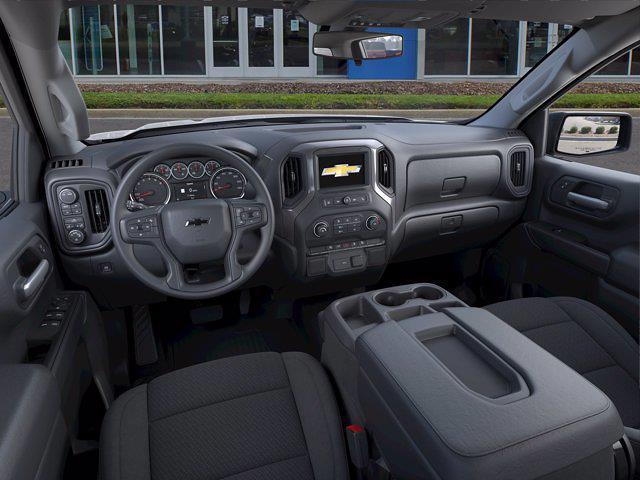 2021 Chevrolet Silverado 1500 Crew Cab 4x4, Pickup #M00939 - photo 12