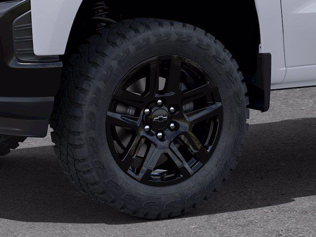 2021 Chevrolet Silverado 1500 Crew Cab 4x4, Pickup #M00939 - photo 7