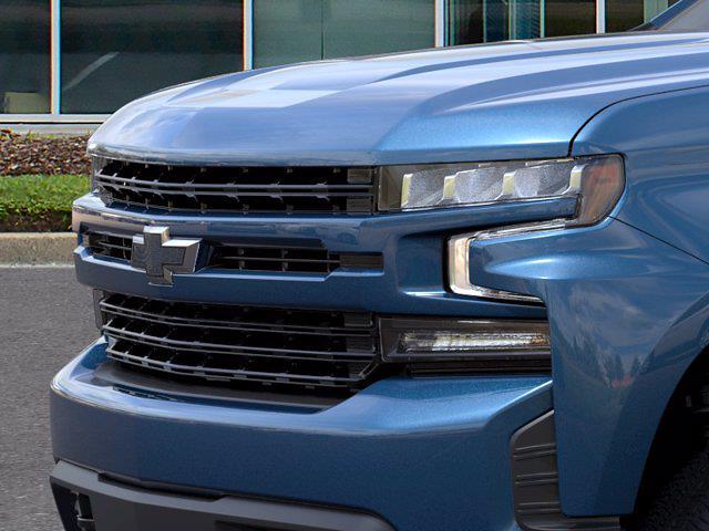 2021 Chevrolet Silverado 1500 Crew Cab 4x4, Pickup #M00940 - photo 11