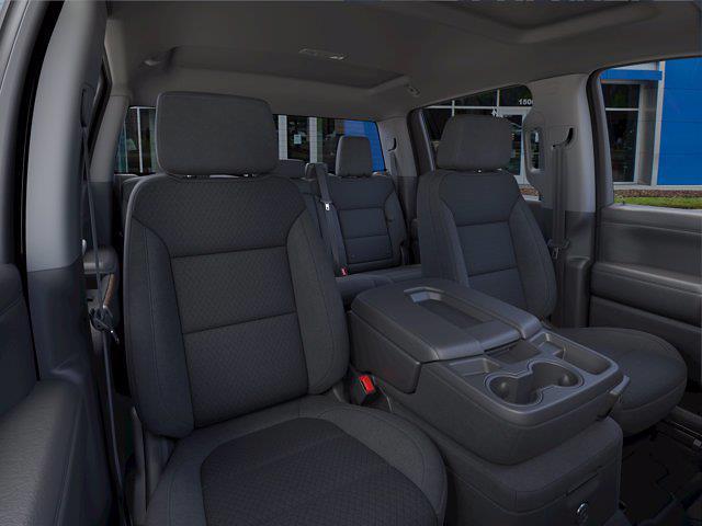 2021 Chevrolet Silverado 1500 Crew Cab 4x4, Pickup #M00940 - photo 13