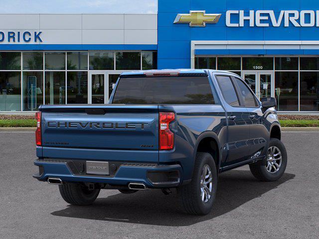 2021 Chevrolet Silverado 1500 Crew Cab 4x4, Pickup #M00940 - photo 1
