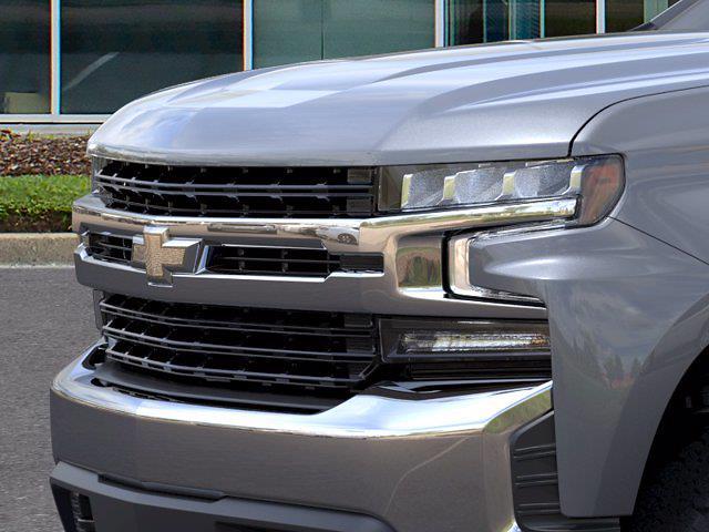 2021 Chevrolet Silverado 1500 Crew Cab 4x4, Pickup #M00946 - photo 11
