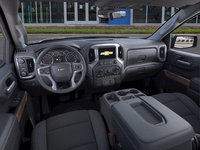 2021 Chevrolet Silverado 1500 Crew Cab 4x4, Pickup #M00946 - photo 12