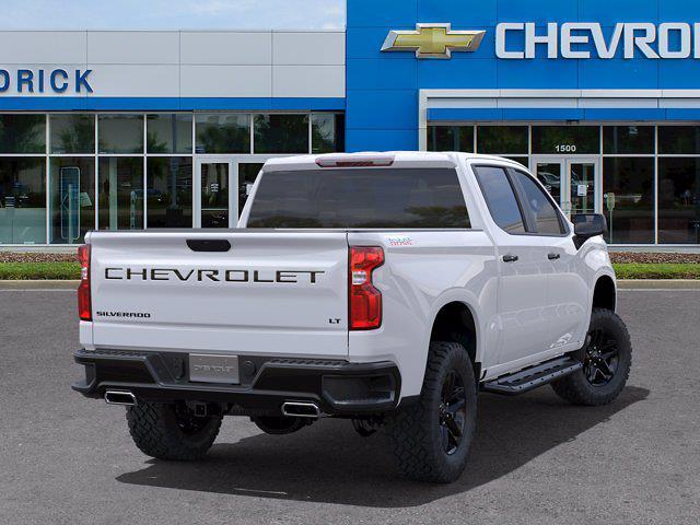 2021 Chevrolet Silverado 1500 Crew Cab 4x4, Pickup #M00947 - photo 1