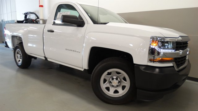 2016 Silverado 1500 Regular Cab, Pickup #M161085 - photo 10