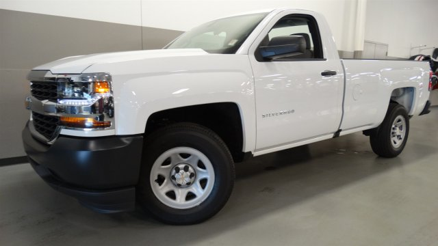 2016 Silverado 1500 Regular Cab, Pickup #M161085 - photo 11