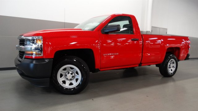 2016 Silverado 1500 Regular Cab, Pickup #M161086 - photo 8