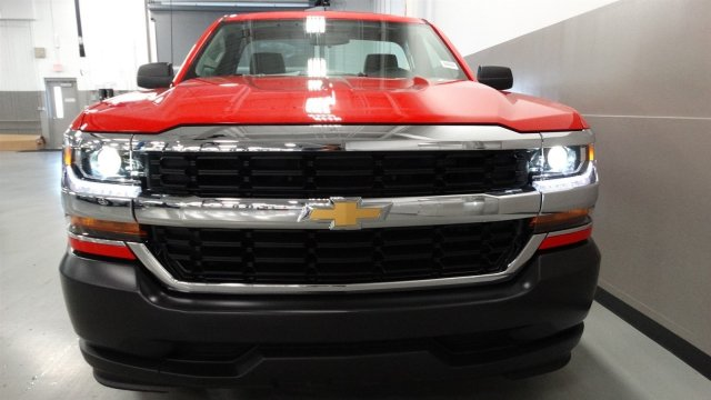 2016 Silverado 1500 Regular Cab, Pickup #M161147 - photo 4