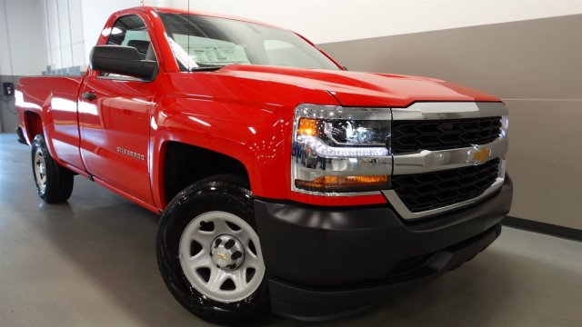 2016 Silverado 1500 Regular Cab, Pickup #M161150 - photo 3