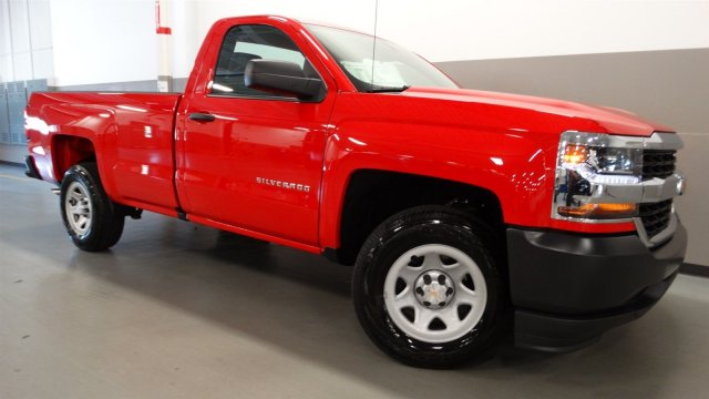 2016 Silverado 1500 Regular Cab, Pickup #M161150 - photo 10