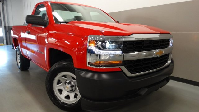 2016 Silverado 1500 Regular Cab, Pickup #M161190 - photo 3