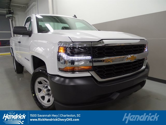 2017 Silverado 1500 Regular Cab Pickup #M170444 - photo 1