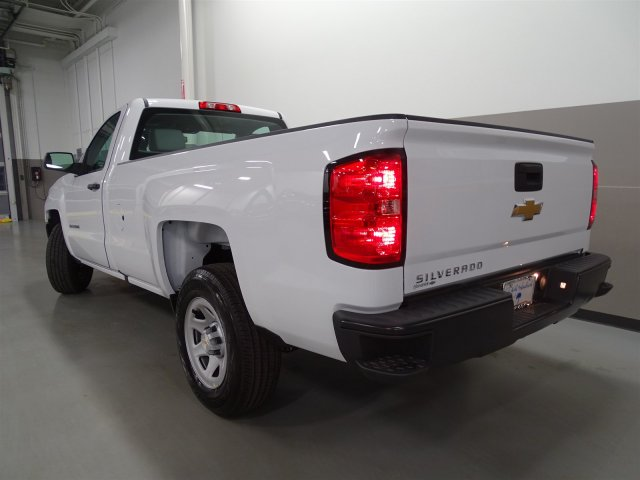 2017 Silverado 1500 Regular Cab Pickup #M170444 - photo 4