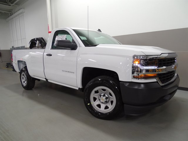 2017 Silverado 1500 Regular Cab Pickup #M170444 - photo 9