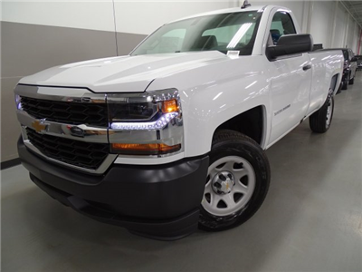 2017 Silverado 1500 Regular Cab Pickup #M170444 - photo 3