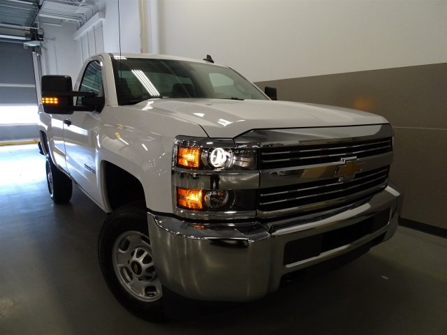 2017 Silverado 2500 Regular Cab 4x4, Pickup #M170446 - photo 3