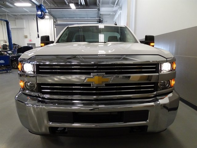 2017 Silverado 2500 Regular Cab 4x4, Pickup #M170446 - photo 5