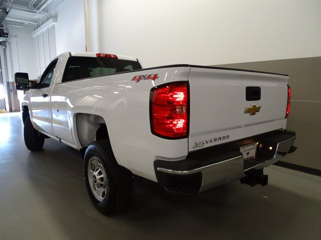 2017 Silverado 2500 Regular Cab 4x4, Pickup #M170446 - photo 4