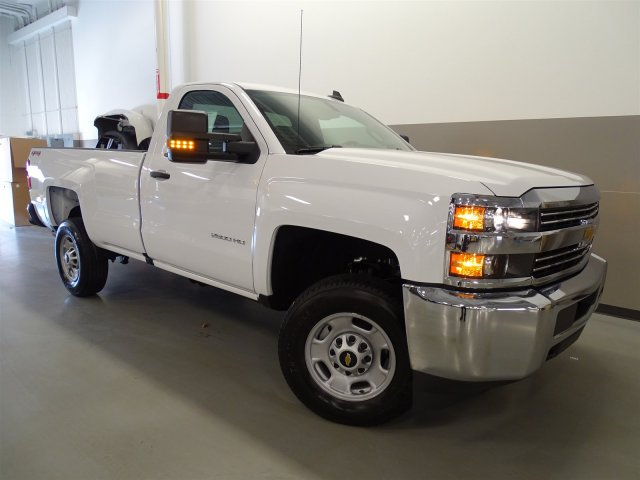 2017 Silverado 2500 Regular Cab 4x4, Pickup #M170446 - photo 9