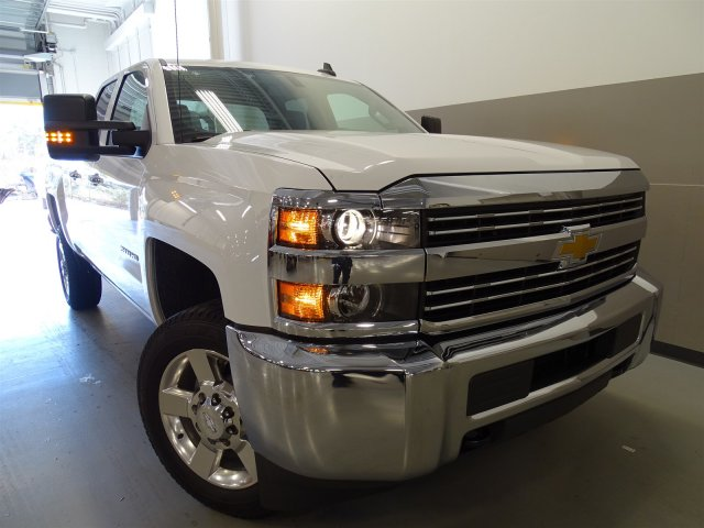 2017 Silverado 2500 Double Cab 4x4, Pickup #M170471 - photo 3
