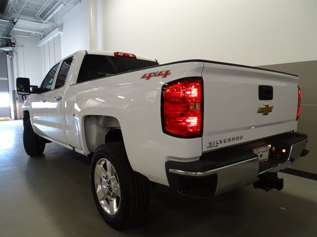 2017 Silverado 2500 Double Cab 4x4, Pickup #M170471 - photo 4