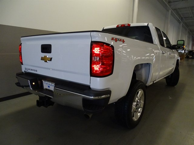 2017 Silverado 2500 Double Cab 4x4, Pickup #M170471 - photo 2