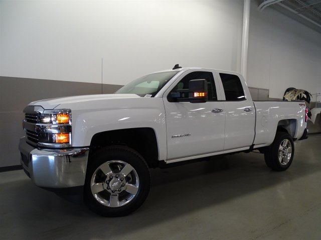 2017 Silverado 2500 Double Cab 4x4, Pickup #M170471 - photo 8