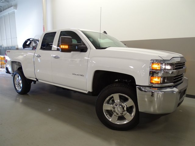 2017 Silverado 2500 Double Cab 4x4, Pickup #M170471 - photo 9