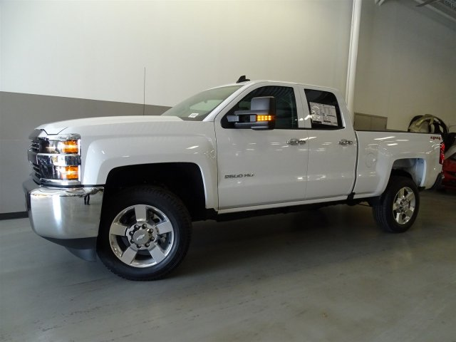 2017 Silverado 2500 Double Cab 4x4, Pickup #M170481 - photo 8