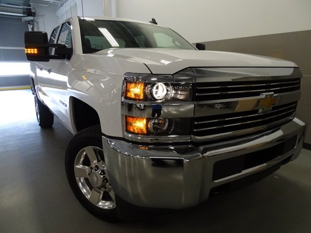 2017 Silverado 2500 Double Cab 4x4, Pickup #M170482 - photo 3
