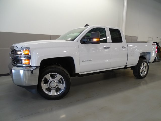 2017 Silverado 2500 Double Cab 4x4, Pickup #M170482 - photo 8