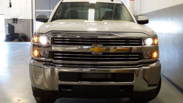 2017 Silverado 2500 Double Cab 4x4, Pickup #M170630 - photo 6