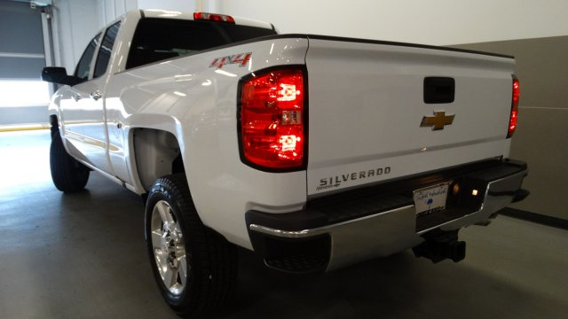 2017 Silverado 2500 Double Cab 4x4, Pickup #M170630 - photo 4