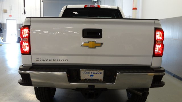 2017 Silverado 2500 Double Cab 4x4, Pickup #M170630 - photo 7