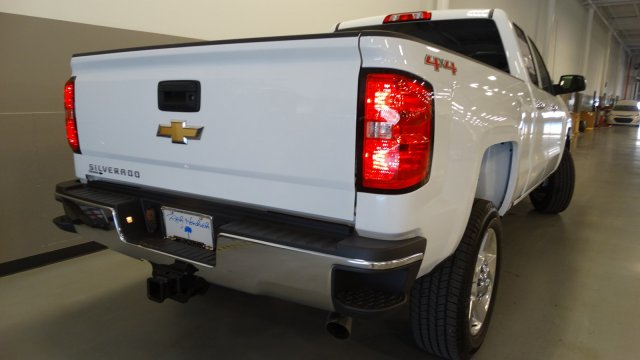 2017 Silverado 2500 Double Cab 4x4, Pickup #M170630 - photo 2