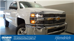 2017 Silverado 2500 Double Cab 4x4, Pickup #M170630 - photo 1