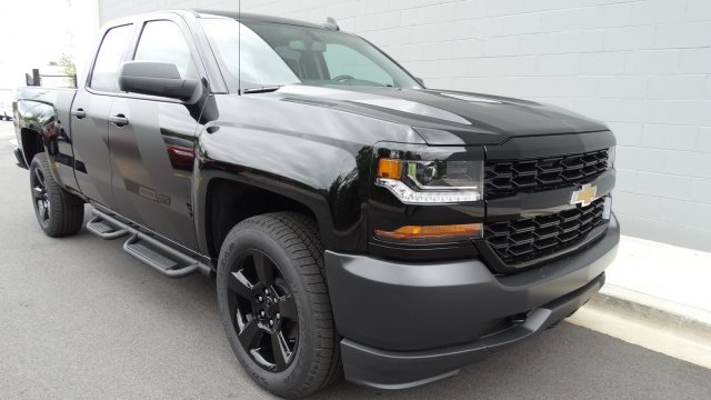 2017 Silverado 1500 Double Cab 4x4, Pickup #M170737 - photo 12