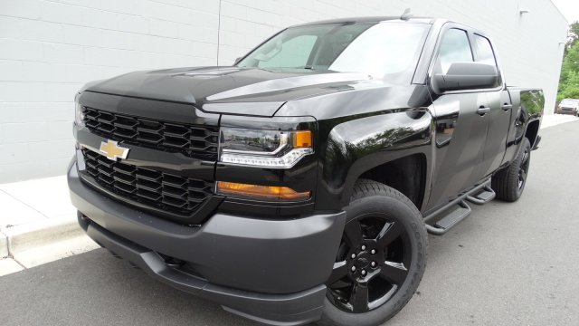 2017 Silverado 1500 Double Cab 4x4, Pickup #M170737 - photo 3