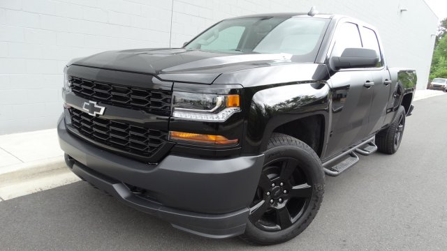 2017 Silverado 1500 Double Cab 4x4, Pickup #M170738 - photo 3