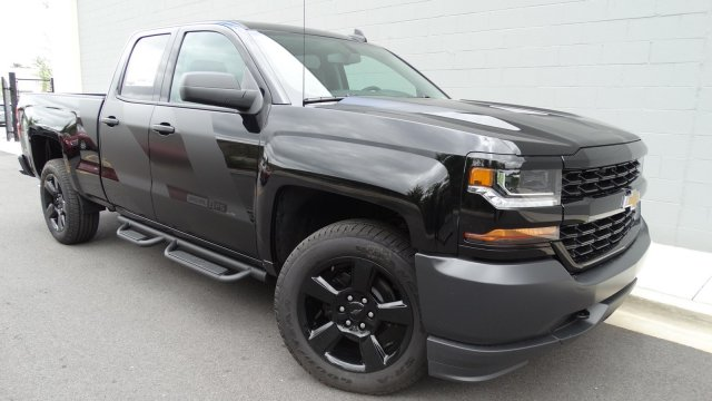 2017 Silverado 1500 Double Cab 4x4, Pickup #M170746 - photo 11