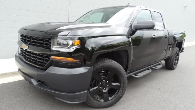 2017 Silverado 1500 Double Cab 4x4, Pickup #M170746 - photo 3