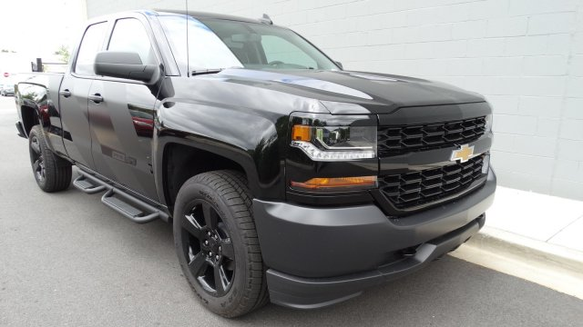2017 Silverado 1500 Double Cab 4x4, Pickup #M170746 - photo 9