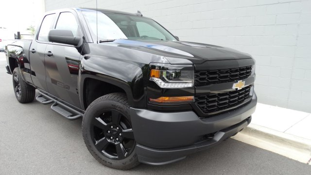 2017 Silverado 1500 Double Cab 4x4, Pickup #M170746 - photo 5