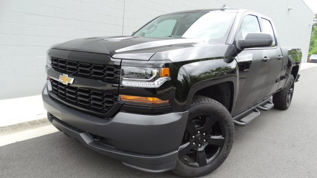 2017 Silverado 1500 Double Cab 4x4, Pickup #M170746 - photo 7