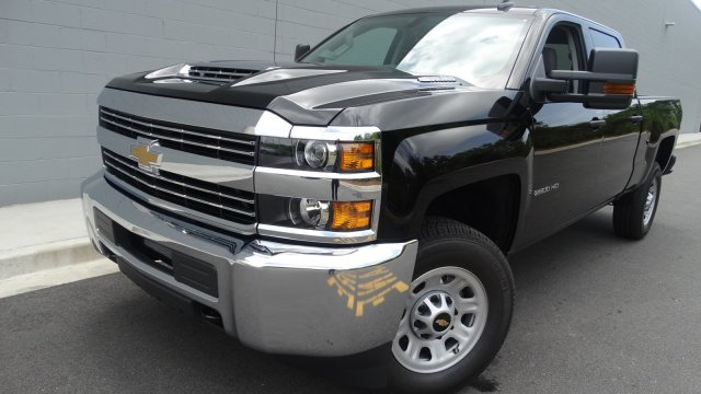 2017 Silverado 2500 Crew Cab 4x4, Pickup #M170868 - photo 6