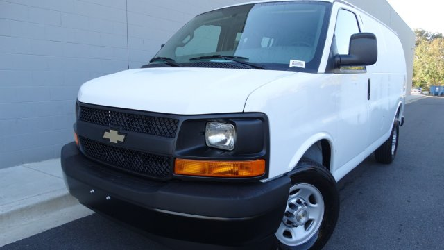 2017 Express 2500 Cargo Van #M171020 - photo 6