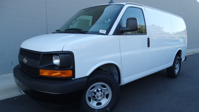 2017 Express 2500 Cargo Van #M171022 - photo 12